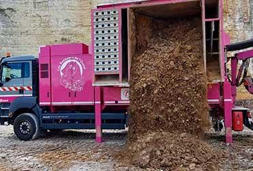 les suceuses de l ouest camion aspiarteur